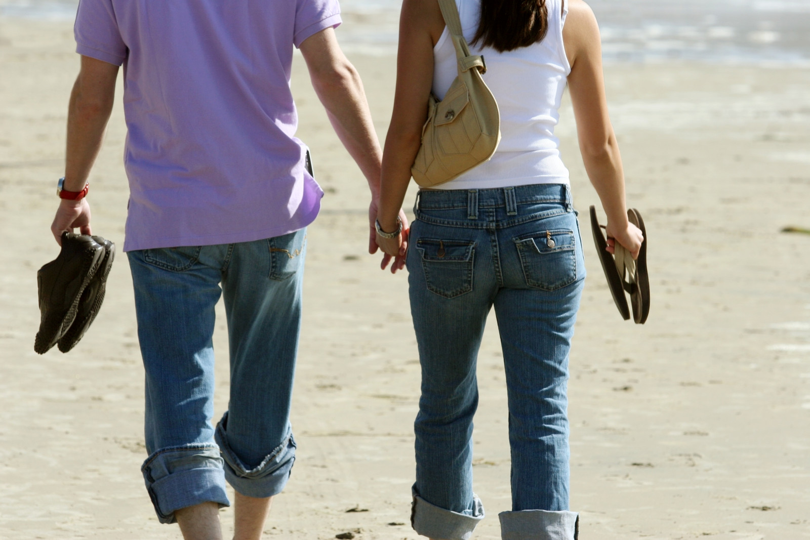 Gottman Couples Work couple holding hands