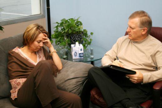 depression doctor therapist - شناخت درمانی در افسردگی